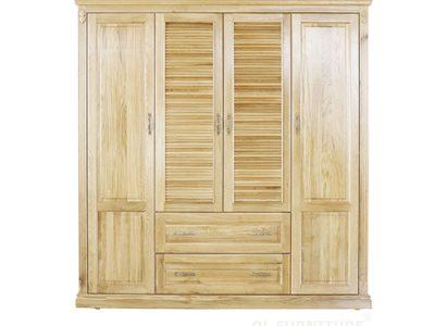 3 Lý do khiến bạn nên sử dụng tủ quần áo bằng gỗ Sồi tự nhiên