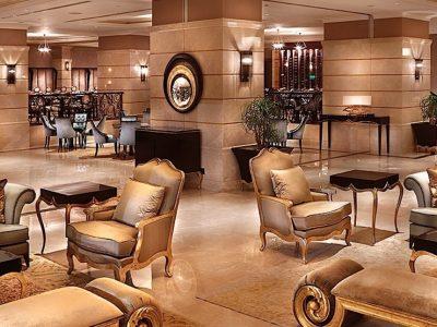 Thiết kế nội thất khách sạn mang phong cách Christopher Guy